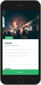 Screen app Mint 2