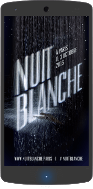 Screen app nuit blanche 2